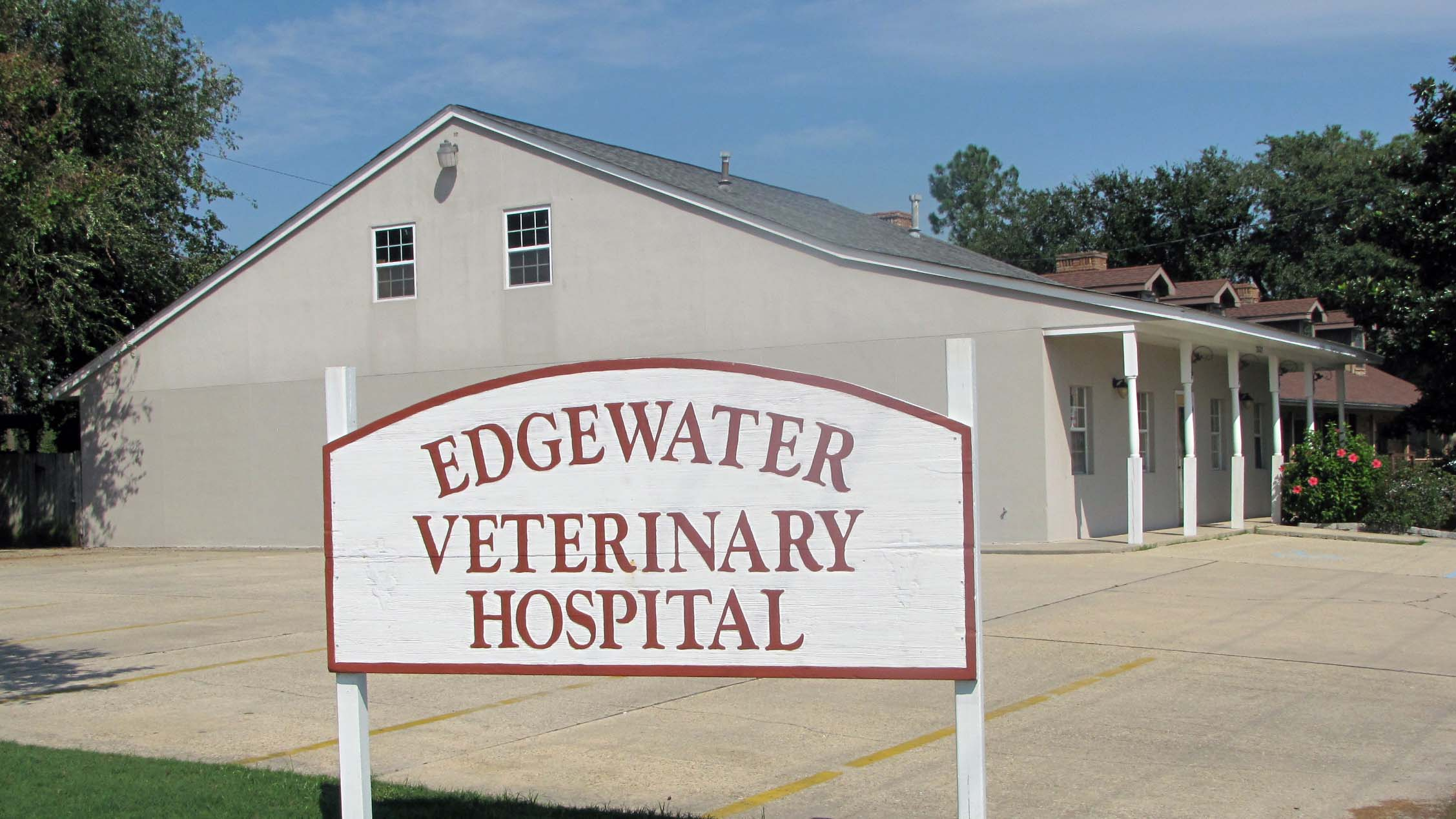 Edgewater Veterinary Hospital